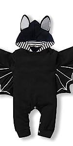Baby Boy Bat Costume