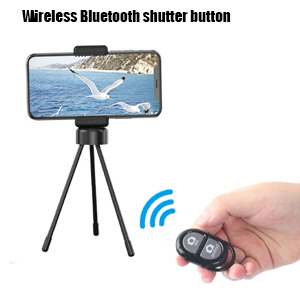 Wireless Bluetooth shutter button