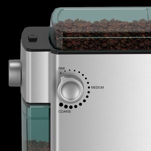 burr coffee grinders