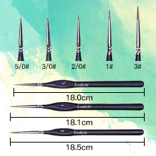 Different Shapes Brush