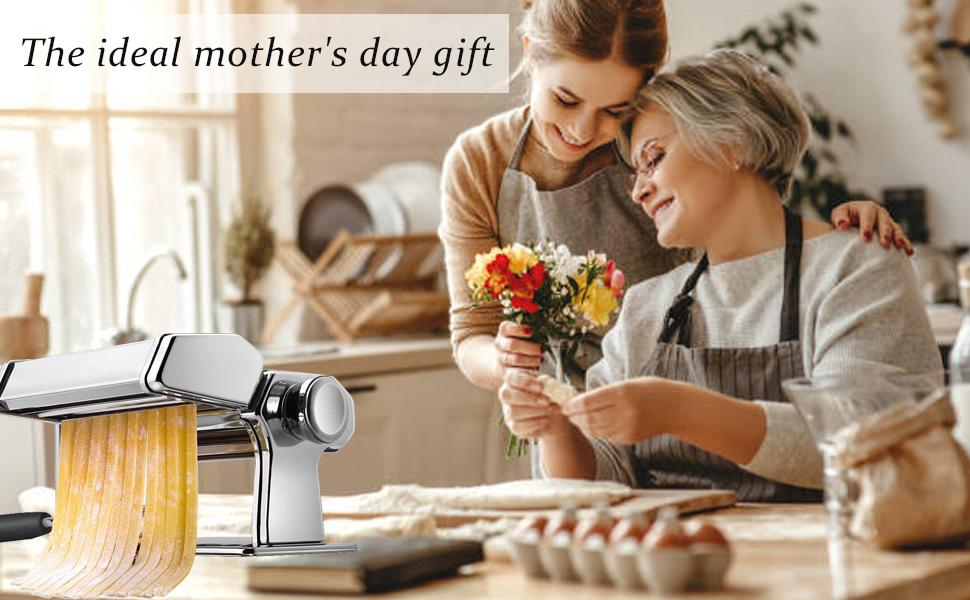 The ideal mother's day gift-Pasta maker