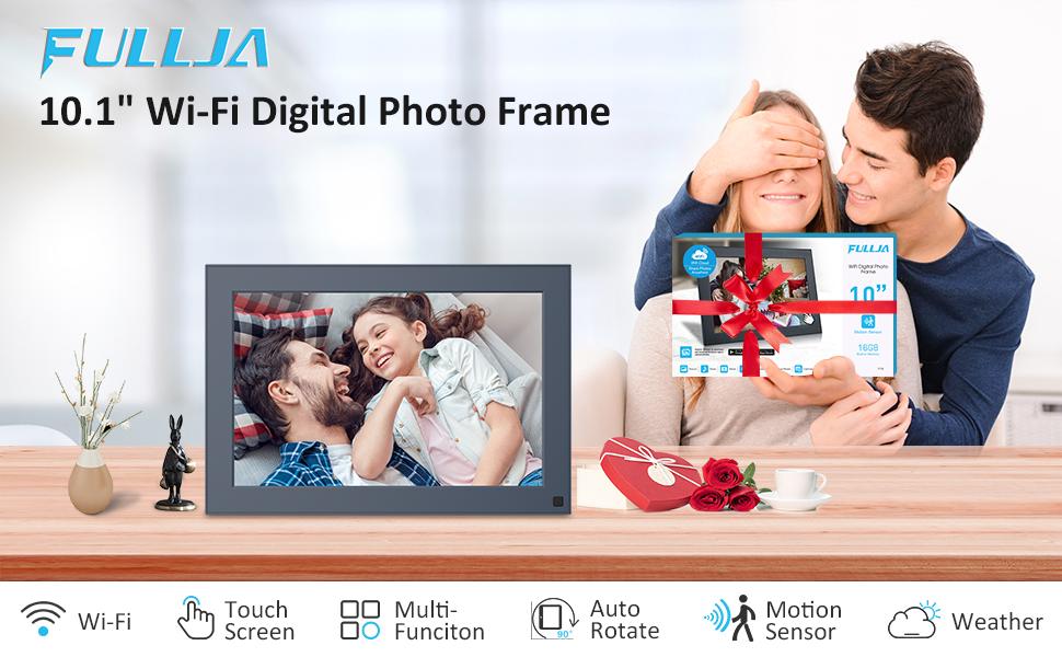 wifi digital photo frame
