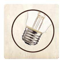 E26 base bulb