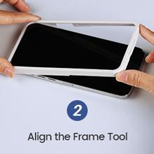 Align the Frame Tool