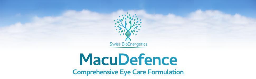 Swiss BioEnergetics MacuDefence UK A