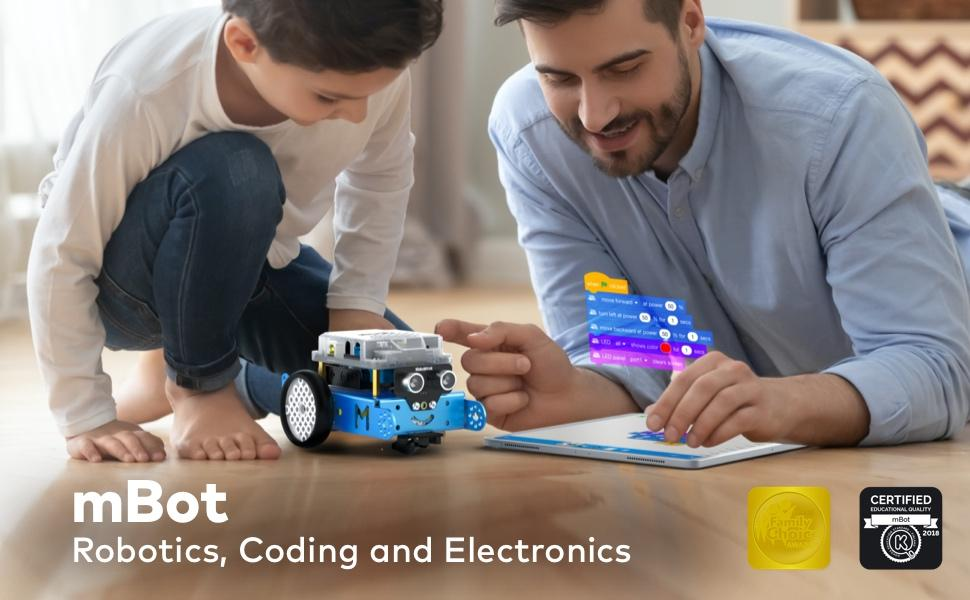 mBot robot toys for kids