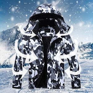 mens windproof jacket for men