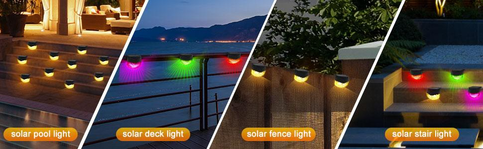 solar patio light outdoor