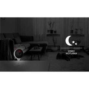 câmera de segurança; inteligente; smart; digital