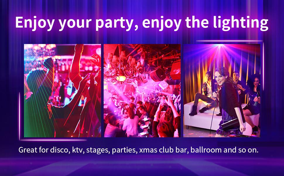 rave lights