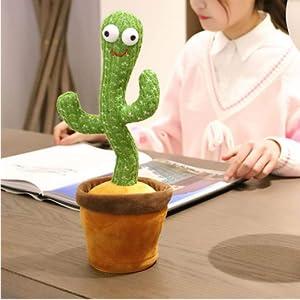 Cute Plush Cactus  Toys