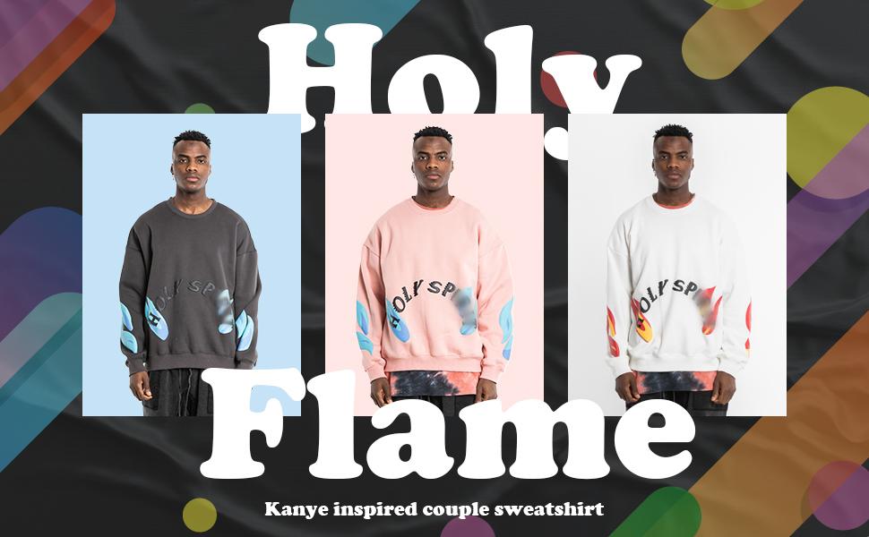 cpfm.xyz Kanye Holy Spirit Sweatshirt