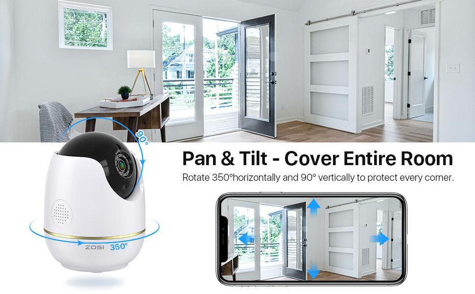 Pan & Tilt