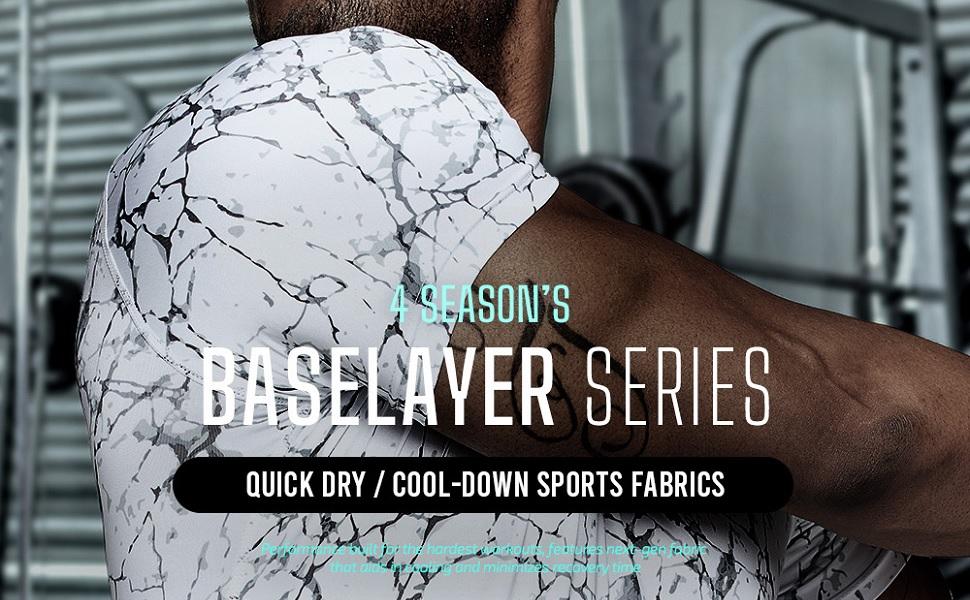 4 season baselayer series