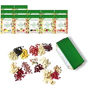 Uncle Henry's Freeze Dried Fruits