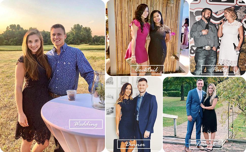 women dress for wedding guest
