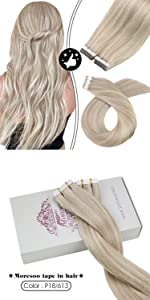 100g tape in extensions
