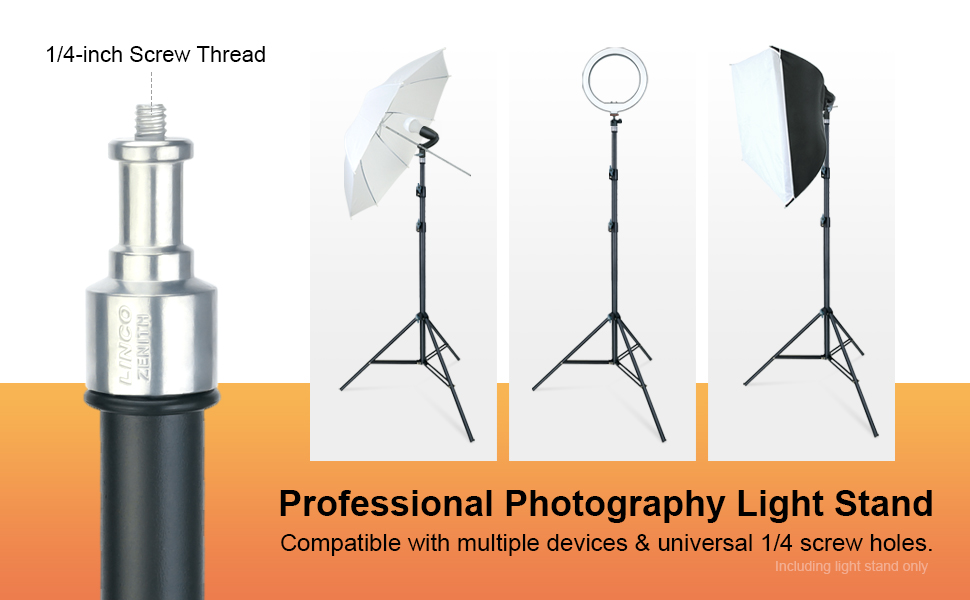 Professional Photography Light Stand