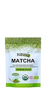 premium matcha - 16oz