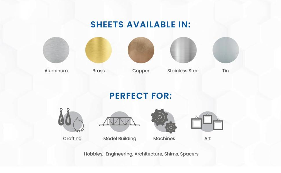 Sheet Materials and Uses