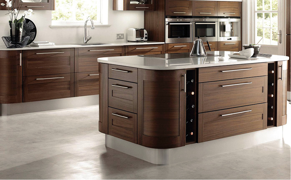 DIYZON cabinet pulls Beautifully finished to complement your cabinetry