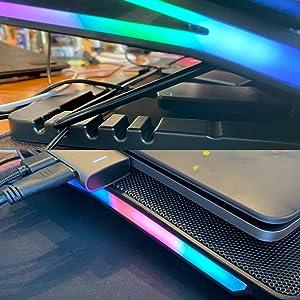 gaming laptop cooling pad