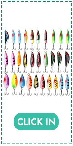 Trout Fishing Lures Kit