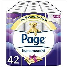 Page Kussenzacht wc papier