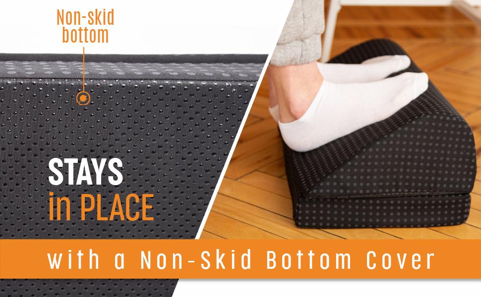 Non skid bottom
