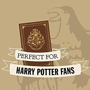 Perfect for Harry Potter fans