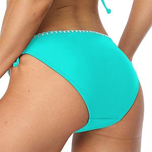 side tie bikini sets