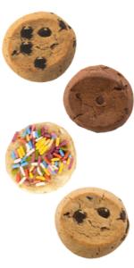 vegan plant based healthy gluten free cookie