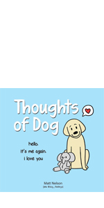 Thoughts of Dog book cover