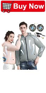Cooling fan jacket