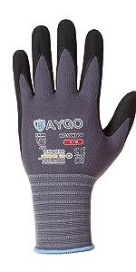 KG18NB Coated work gloves