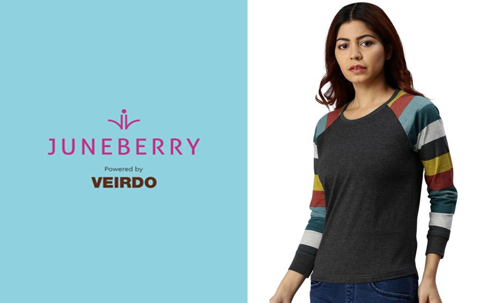 Stylish trendy t-shirt for women