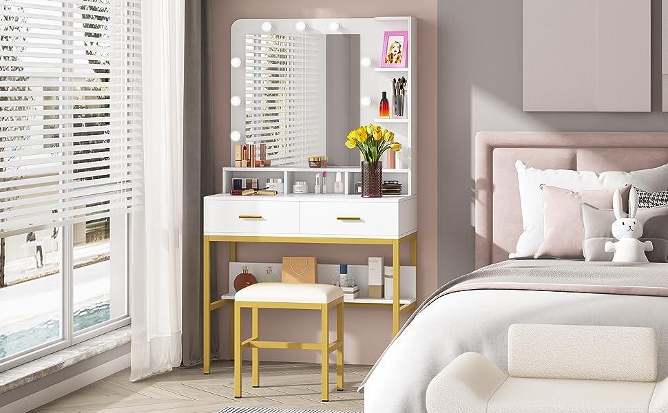 F1232 Vanity Table