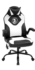 BM-GC9533-White Gaming Chair