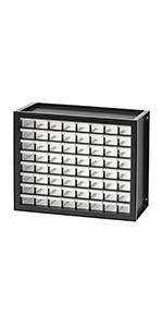 64 drawers