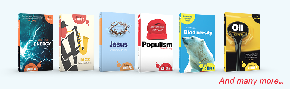 Energy, Jazz, Jesus, Populism, Biodiversity, Oil