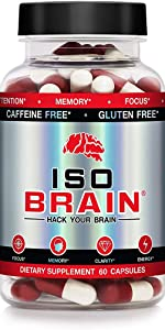 Iso Brain Supplement