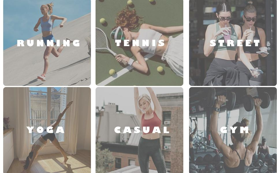 womens sports bra