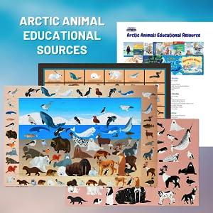 arctic animal resource niños años games olds rompecabezas para gigsaw  melissa doug jigsaws