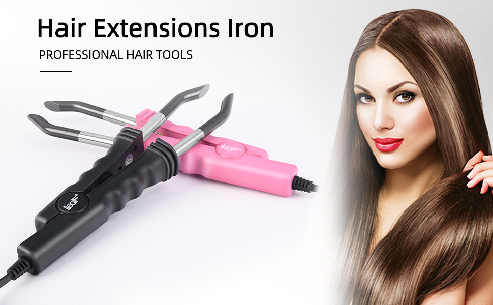 Hair Extensions Iron