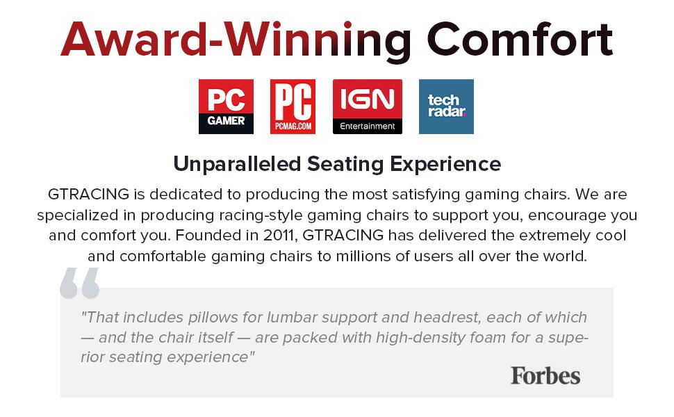 gtracing chair