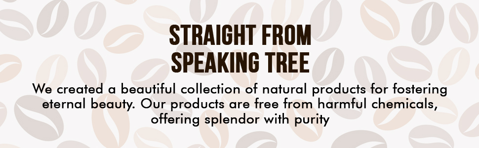 Speaking Tree Exfoliating Coffee Handmade Soap with Refreshing Aroma SPN-FOR1