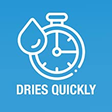Dries quickly, fast drying, solution, microfiber cloth, cleaning supplies
