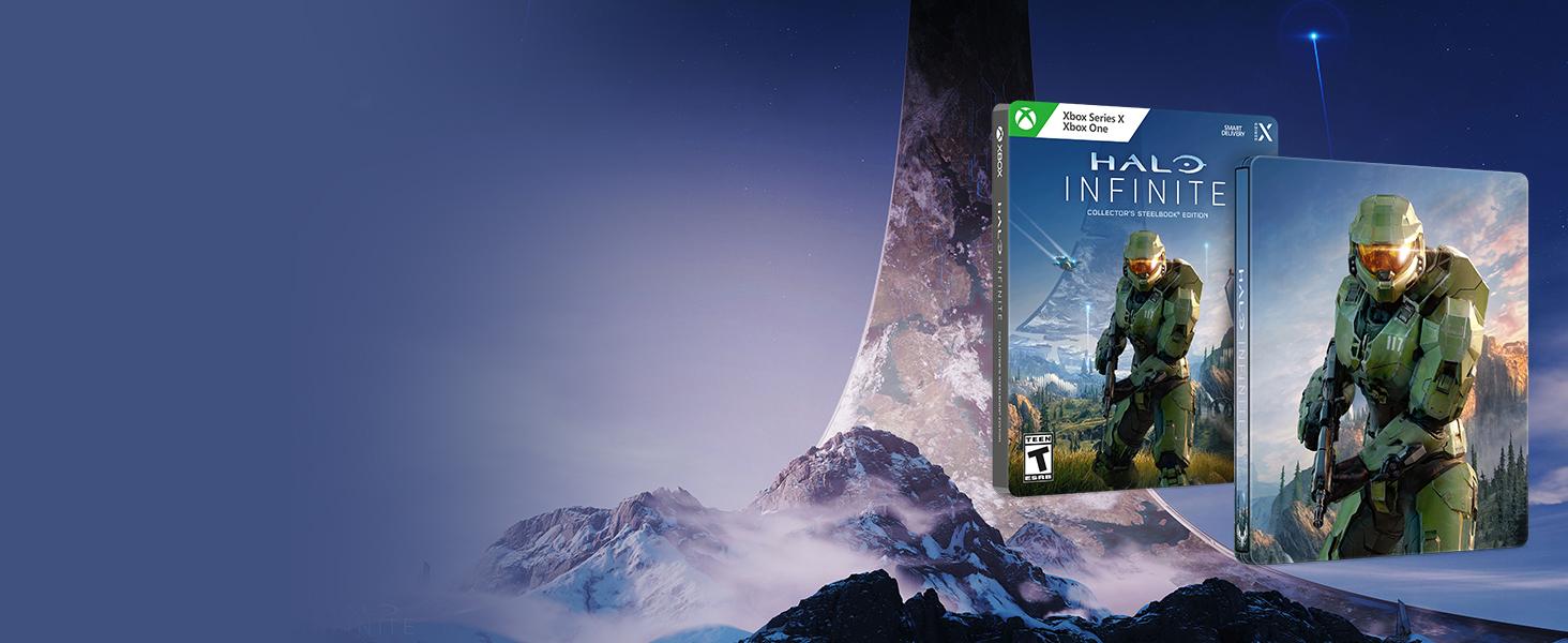 Halo Infinite Steelbook