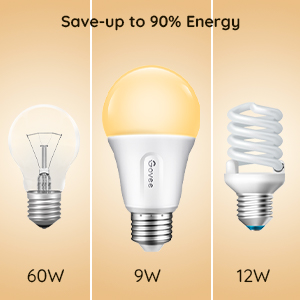 Save-up to 90% Energy