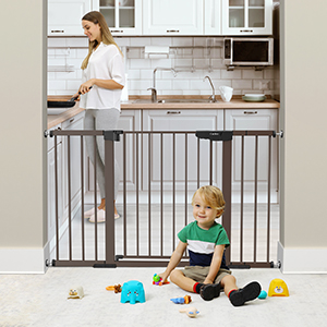 baby gate for kitchen